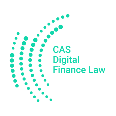 CAS Digital Finance Law